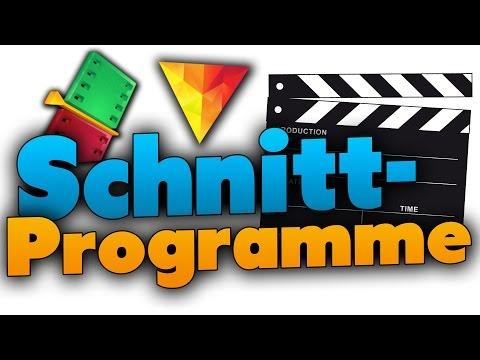 Videoschnittprogramme für Einsteiger & YouTuber! (Tutorial)