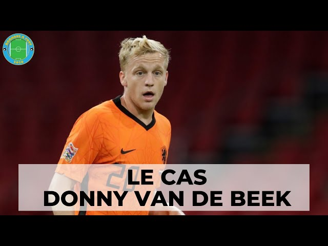 Groupe C : Le cas Donny Van de Beek ! #Euro2020