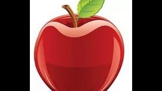 десерт яблоко в сахаре