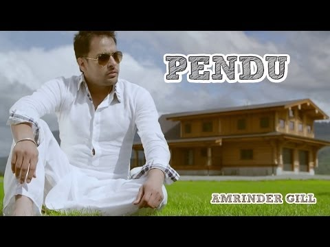 Pendu  Amrinder Gill Feat Fateh  Judaa 2  Latest Punjabi Romantic Songs