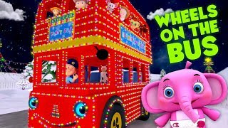 Wheels On The Bus - Christmas Edition + More Nursery Rhymes & Baby Songs by Little Treehouse
