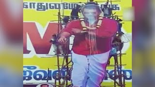 Five injured as cutout of actor Ajith collapses during 'Paal Abhishekam'