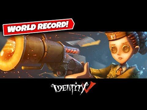 *WORLD RECORD* Identity V's quickest Rank Match!