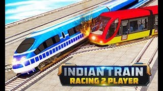 Indian Train Racing Games 3D | Android Gameplay | Droidnation