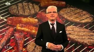Grillexperte Heinz Strunk