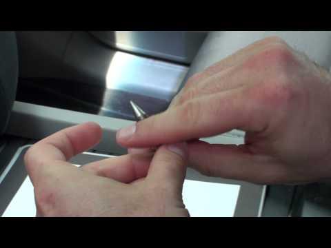Beta Inkless Emergency Pen Keyring from ThinkGeek