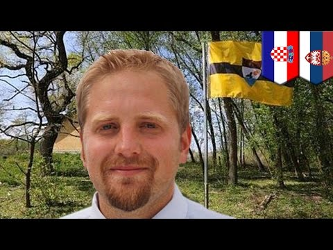 Micronation of Liberland is world's newest fake country on Serb-Croat border
