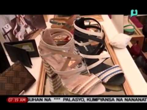 [Good Morning Boss] Juan Life: Bagong shoe line store sa Quezon city [07|31|14]