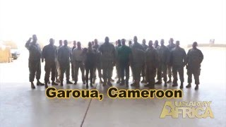 U.S. Army Africa Spirit Video