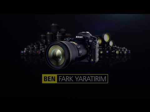 Nikon D850 Ürün Turu (Türkiye)