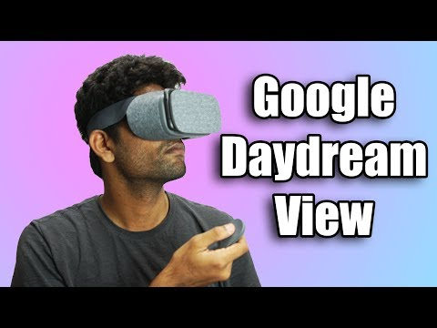 Google Daydream View VR Headset - A Detailed Look!