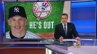 Joe Girardi Out As New York Yankees Manager
