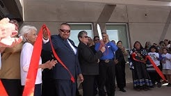 Ribbon Cutting Ceremony at the New Fort Yuma Health Care Center