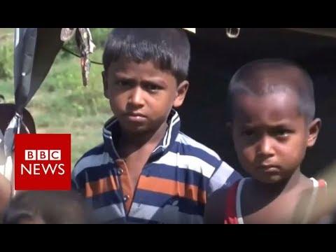 Myanmar: The Rohingya villages UN investigators can't visit - BBC News