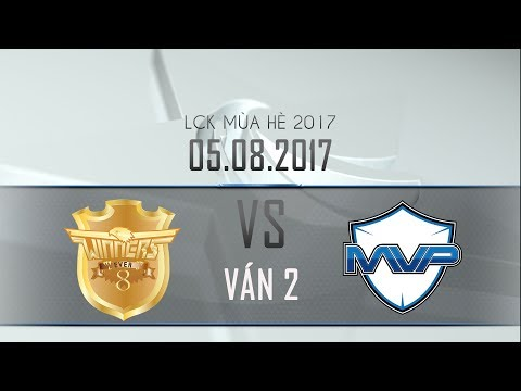 [05.08.2017] MVP vs Ever 8 [LCK Hè 2017][Ván 2]