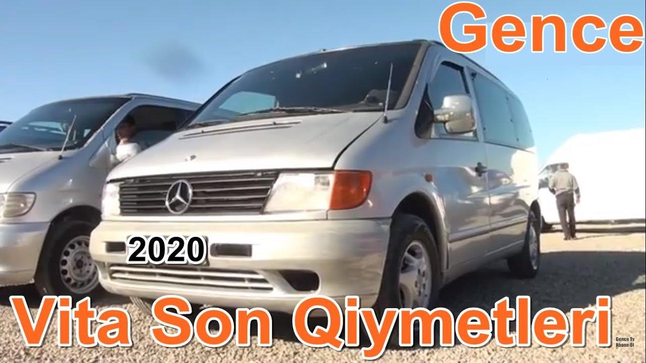 Gence Masin Bazari - Vito Avtomobillerin Son Qiymeti 2020