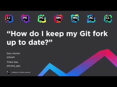 How do I keep my Git fork up to date?