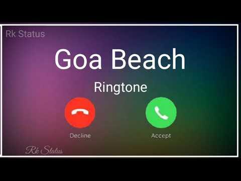 Goa Beach Mp3 Song Ringtone | Goa Beach Ringtone | Tony Kakkar | Neha Kakkar | Latest Hindi Ringtone