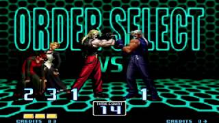 [TAS] The King Of Fighters 2002 Ultra Remix - Rugal Teamplay