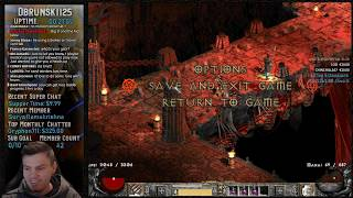 Diablo 2 - Grinding Baal Runs with the Javason !!  01/23/2019