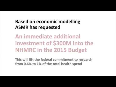 Message From ASMR President, Dr Phoebe Phillips