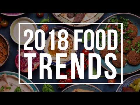 2018 Food Trends