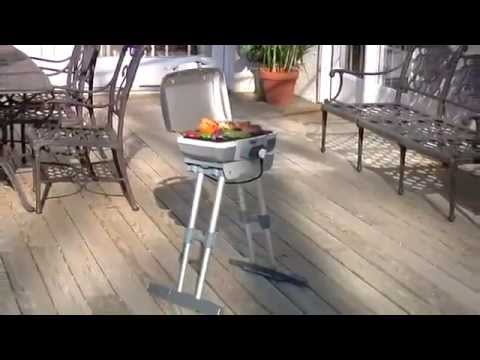 Cuisinart CEG 980T Outdoor Electric Tabletop Grill