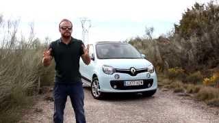 Prueba Renault Twingo 2015 - ActualidadMotor
