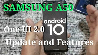 SAMSUNG A50 One UI 2.0 Update,features, Android 10 update #samsunga50 #oneui2 #update