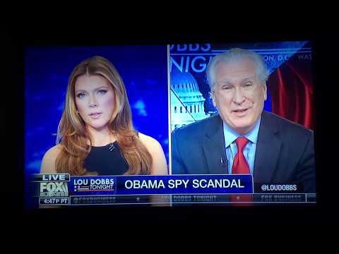 Shocking New Evidence: Obama spied on us