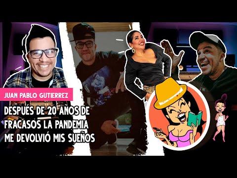 LA ILUSTRACION ANIMADA Y COMO CAMBIO LA VIDA DE JUAN PABLO GUTIERREZ