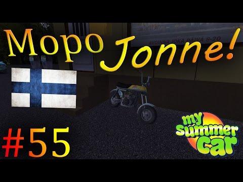 My Summer Car #55 | MOPO JONNE | UUSI PÄIVITYS!