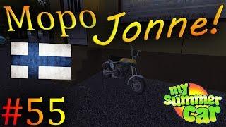 My Summer Car 55  MOPO JONNE  UUSI PÄIVITYS