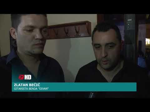 """Tuzlanski bend """"Divan"""" promovisao pjesmu i spot """"Zima će sad"""""""