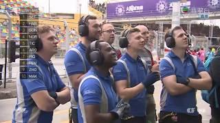 20171119 第64屆澳門格蘭披治大賽車 三級方程式決賽最後三圈