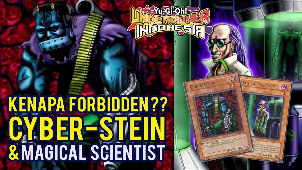 Alasan Cyber Stein Dan Magical Scientist Forbidden Clipfail Com