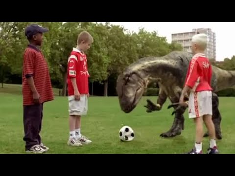How dinosaurs ate - Walking with Dinosaurs: Ballad of Big Al - BBC