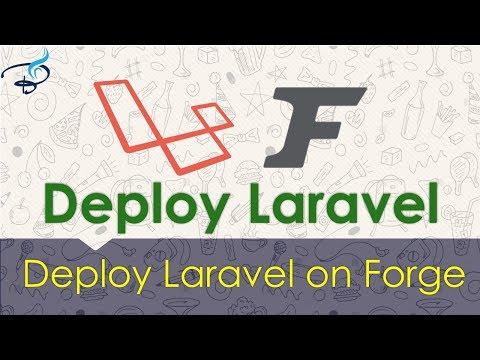 Cara Deploy Laravel