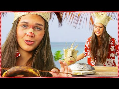 Shipwrecked Cooking  with Amber Montana