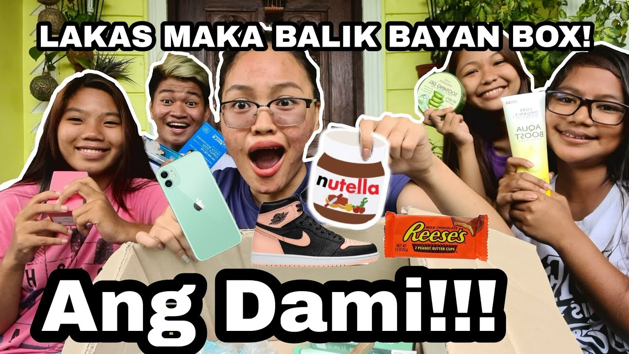 NagpaSEMINAR ako Kung Paano magUnboxing Haul! MAY PAAYUDA PA!