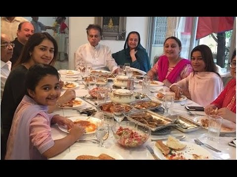 dilip kumar celebrates bakrid with family youtube