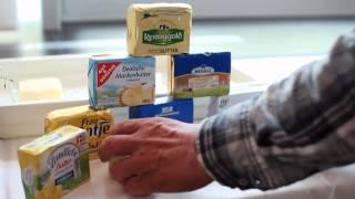 Die größte Butterstudie Deutschlands
