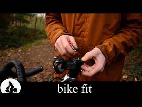 a touring bike is born - bicycle fit