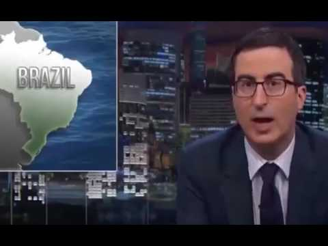Last Week Tonight with John Oliver - Canada & Brazil