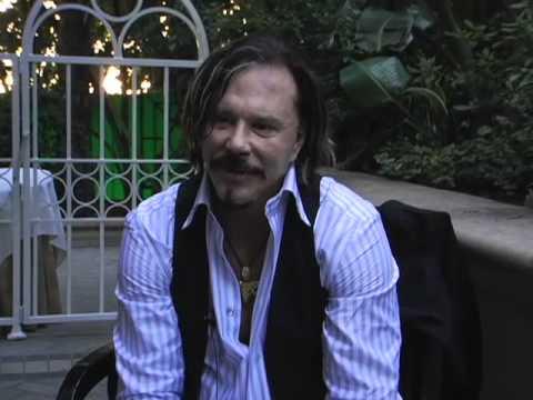 DP/30: The Wrestler, Actor Mickey Rourke (LA)