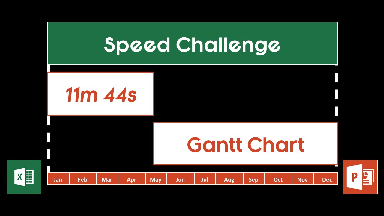 Powerpoint gantt chart in 11 minutes and 44 seconds youtube powerpoint gantt chart in 11 minutes and 44 seconds geenschuldenfo Choice Image