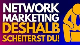 DIE WAHRHEIT ÜBER NETWORK MARKETING! - Teil 1