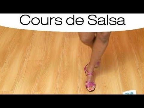 nom des pas de danse salsa cubaine