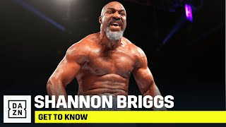 Shannon Briggs Explains The REAL Meaning Behind