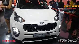 KIA Sportage GT-Line | review 2018 - Exterior and Interior